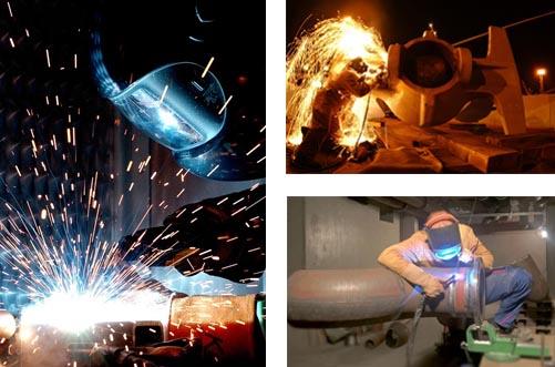 métiers de la métallurgie
