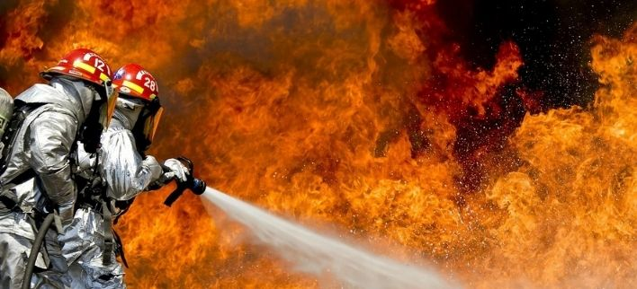 incendie et pompiers